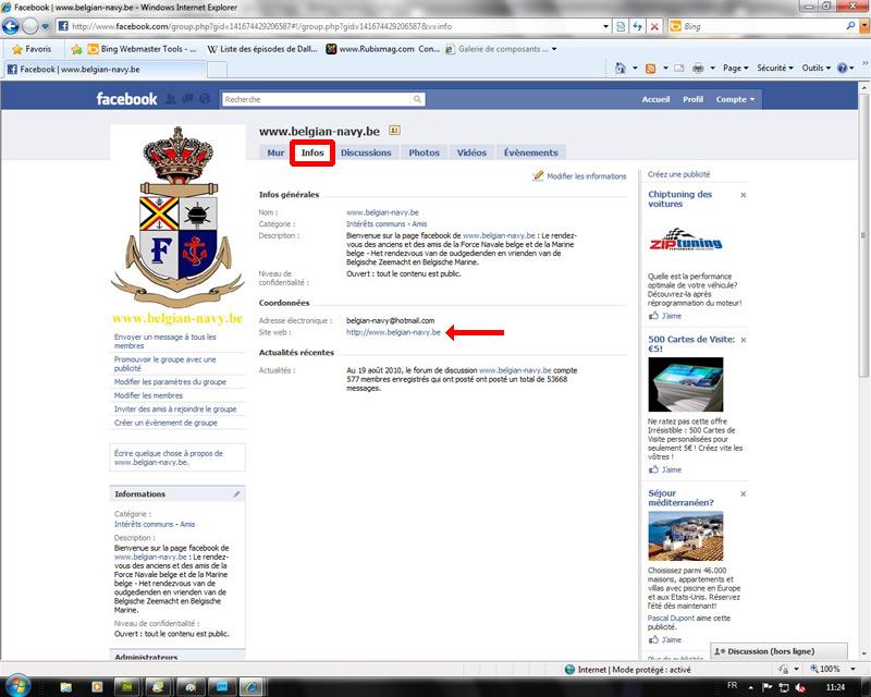 Notre forum à sa page facebook maintenant  Port_f11