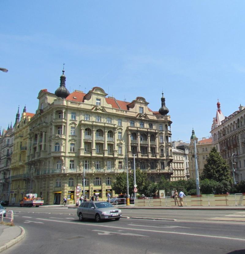 PRAGUE JUILLET 2013. 2010