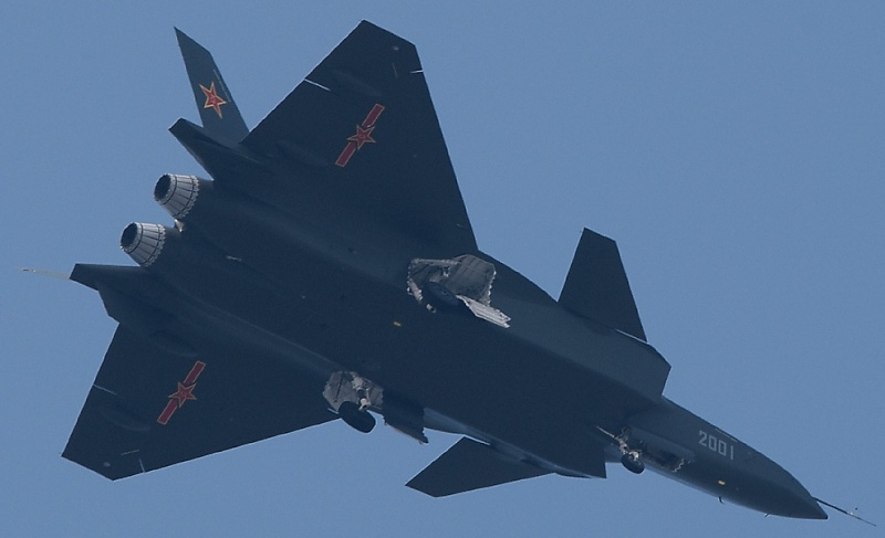 Chinese Chengdu J-20 stealth fighter - Page 2 12947610