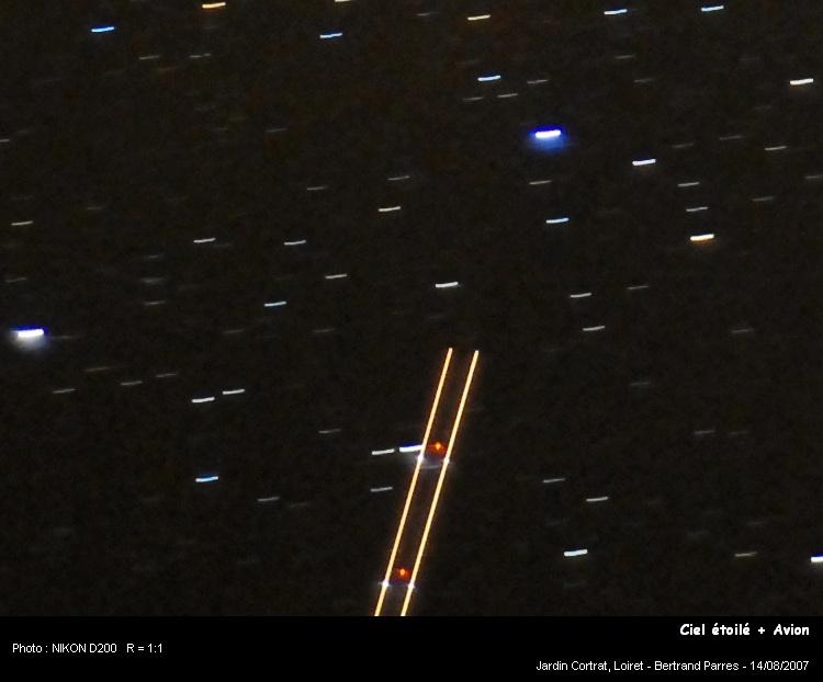 Passage d'un satellite Ciel_e12