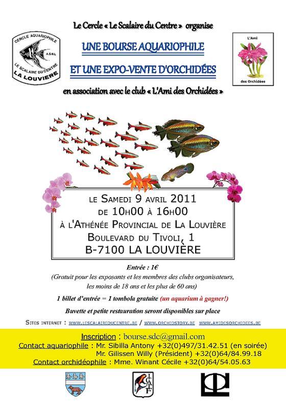 Bourse du Scalaire du Centre (La Louvière/Belgique) - 9 avril 2011 Bourse14