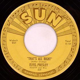 """Et si on s'faisait le """"mois Elvis""""....? Sun20910"""