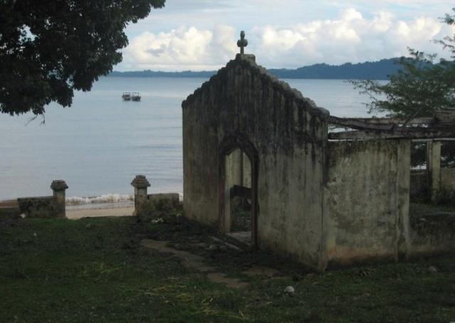 La sombre histoire de la prison hantée de l'île Coiba Coiba-10