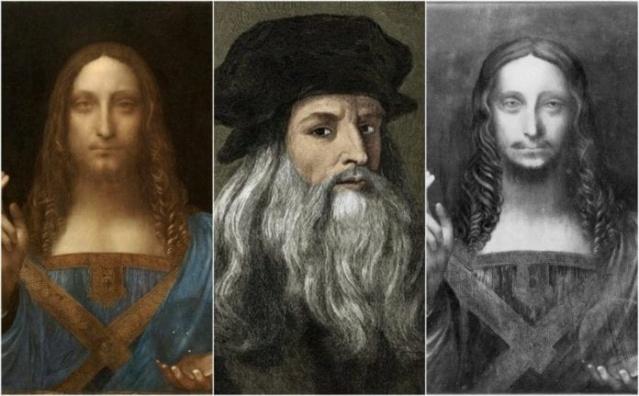 Les messages secrets cachés dans les célèbres tableaux de Léonard de Vinci Da-vin10