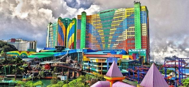 Top 5 des hôtels les plus hantés du monde First-10