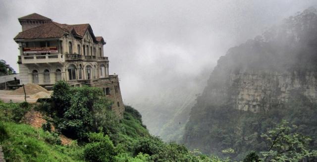 Top 5 des hôtels les plus hantés du monde Tequen10