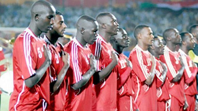 بعثة المنتخب السوداني تغادر إلي بوروندي لمواجهة منتخبها  20111210