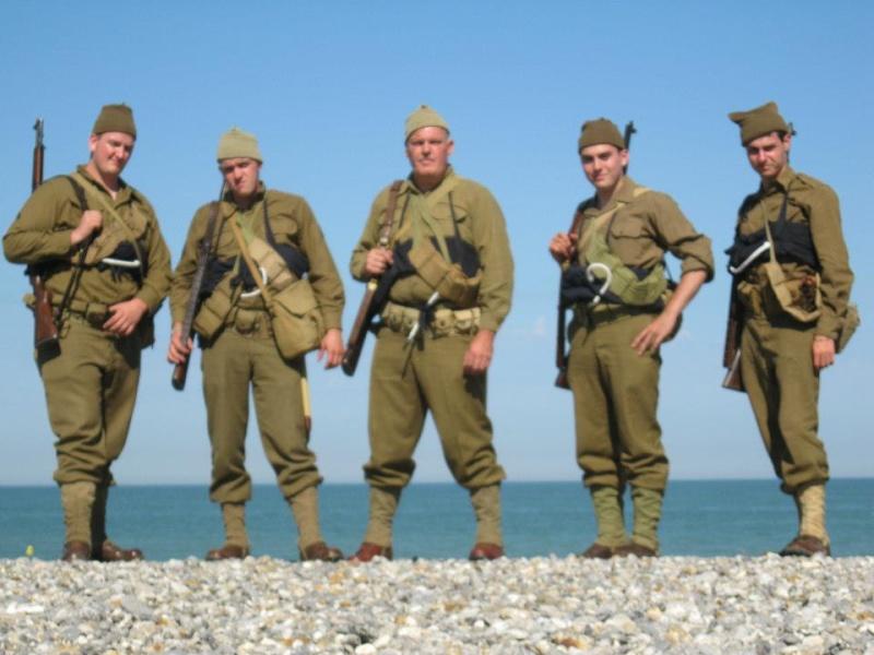 70ème anniversaire de l'opération jubilee- Dieppe 19 aout 2012 110
