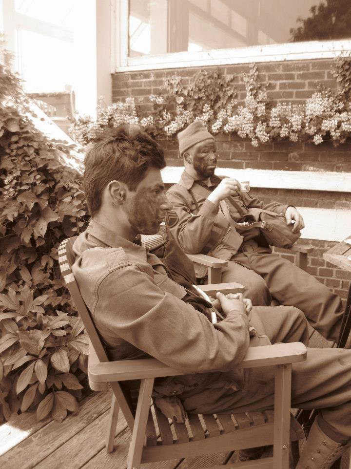 70ème anniversaire de l'opération jubilee- Dieppe 19 aout 2012 1110