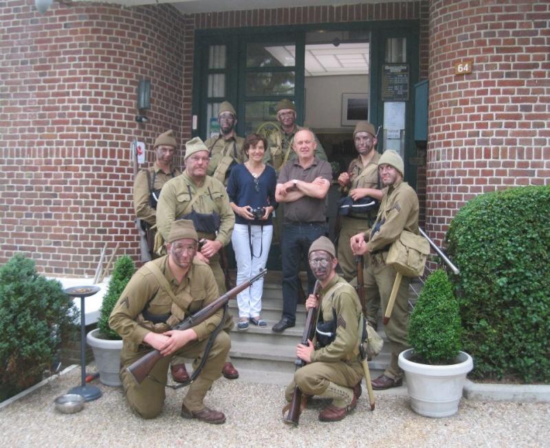 70ème anniversaire de l'opération jubilee- Dieppe 19 aout 2012 1210