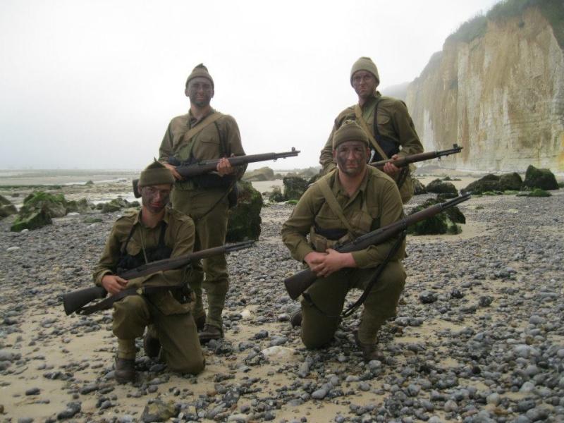 70ème anniversaire de l'opération jubilee- Dieppe 19 aout 2012 1310