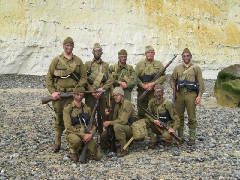 70ème anniversaire de l'opération jubilee- Dieppe 19 aout 2012 1410