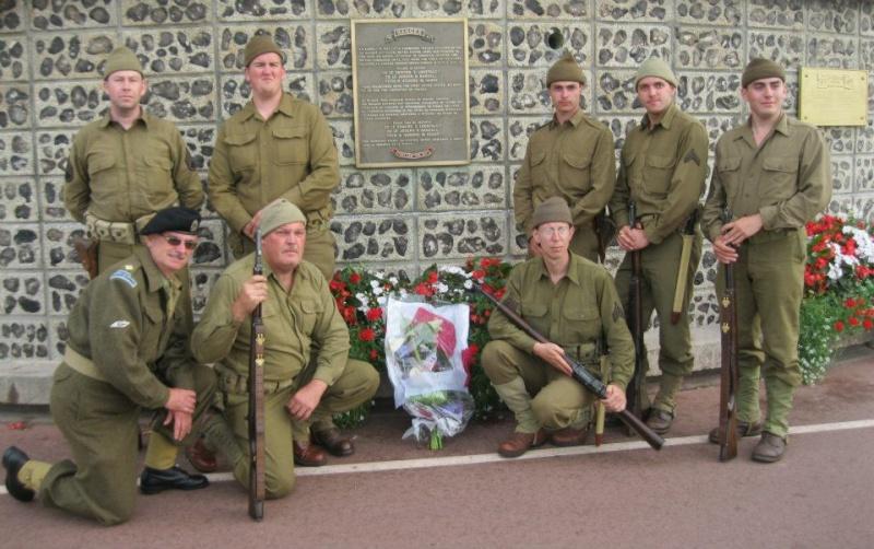 70ème anniversaire de l'opération jubilee- Dieppe 19 aout 2012 21791211