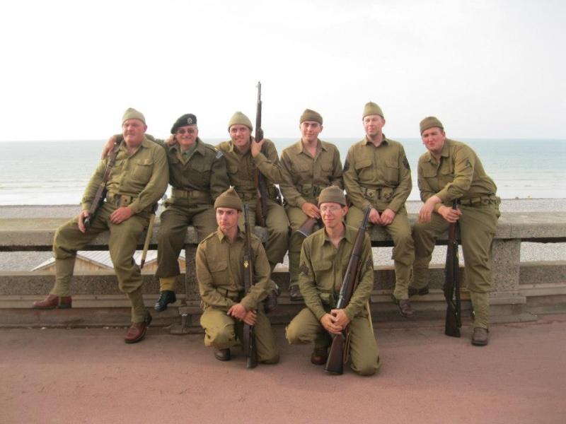 70ème anniversaire de l'opération jubilee- Dieppe 19 aout 2012 28465411