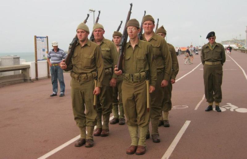 70ème anniversaire de l'opération jubilee- Dieppe 19 aout 2012 30511610