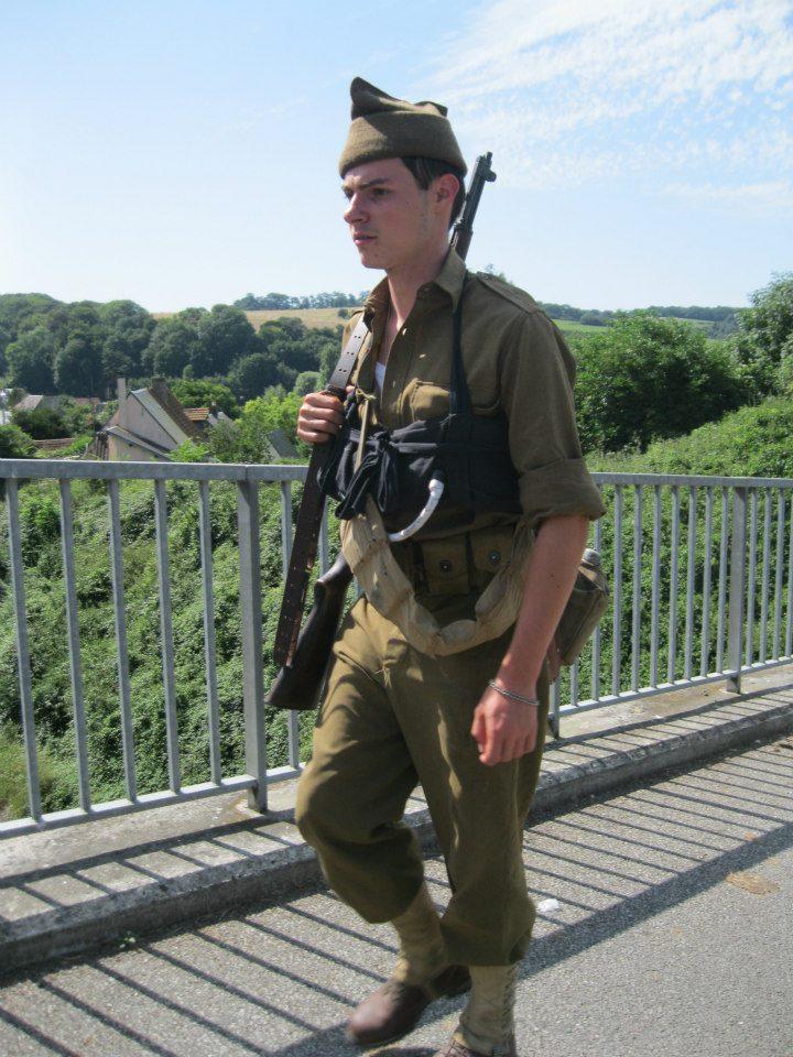 70ème anniversaire de l'opération jubilee- Dieppe 19 aout 2012 510