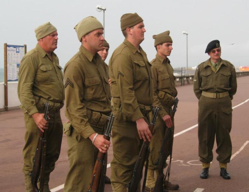 70ème anniversaire de l'opération jubilee- Dieppe 19 aout 2012 52714210
