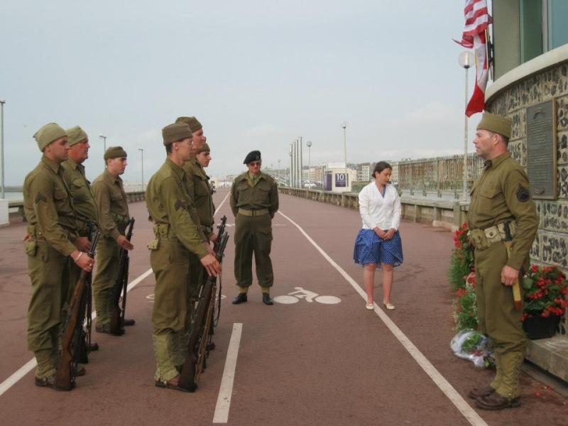 70ème anniversaire de l'opération jubilee- Dieppe 19 aout 2012 53939810