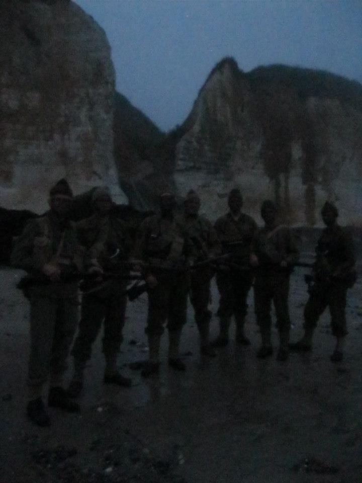 70ème anniversaire de l'opération jubilee- Dieppe 19 aout 2012 610