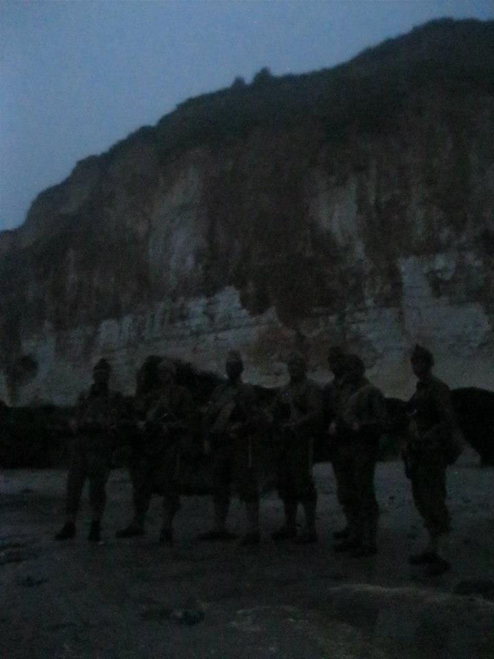 70ème anniversaire de l'opération jubilee- Dieppe 19 aout 2012 710