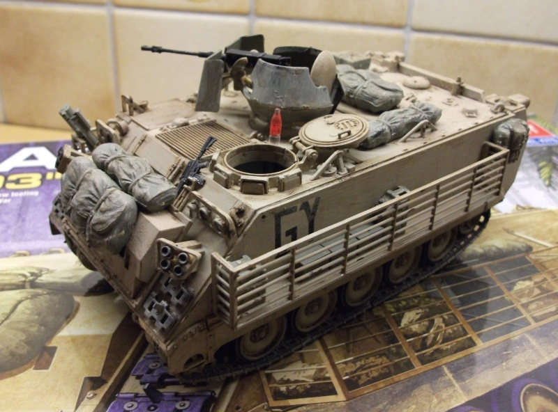 M113A3 1/35 academy 002_214