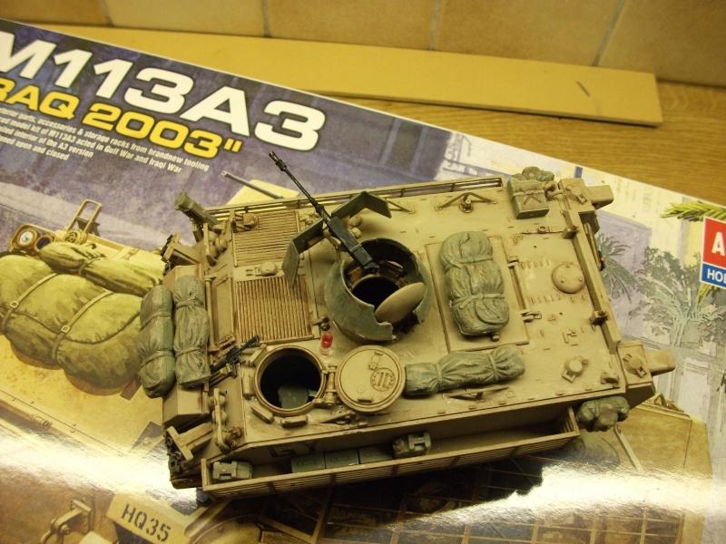 M113A3 1/35 academy 00411