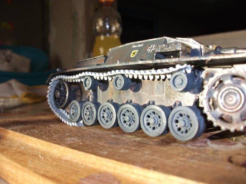 STUG - stug III ausf.C/D, sd.kfz.142 dragon 1/35  00415