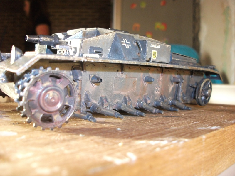STUG - stug III ausf.C/D, sd.kfz.142 dragon 1/35  00712