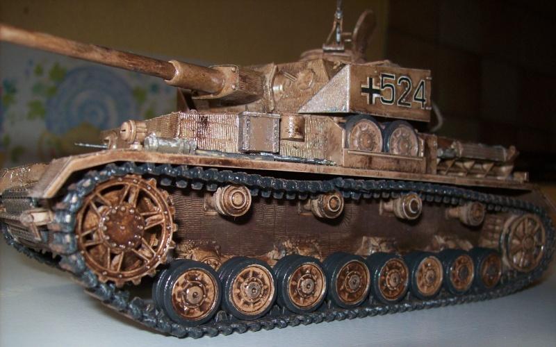 panzer IV- J 1/35 tamiya 007_410