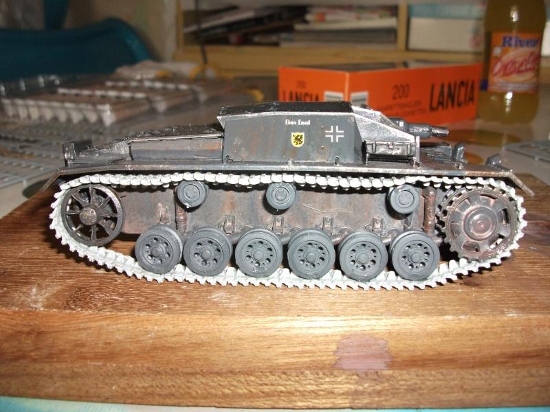 STUG - stug III ausf.C/D, sd.kfz.142 dragon 1/35  00912