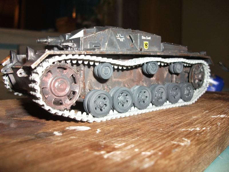 STUG - stug III ausf.C/D, sd.kfz.142 dragon 1/35  01711