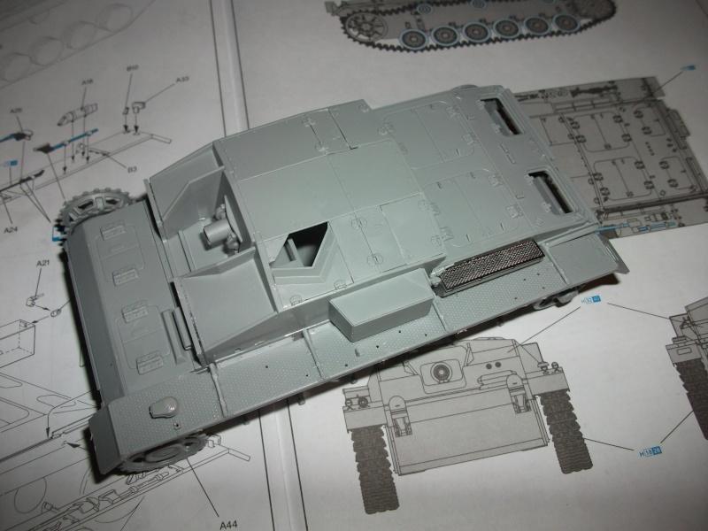 STUG - stug III ausf.C/D, sd.kfz.142 dragon 1/35  01914