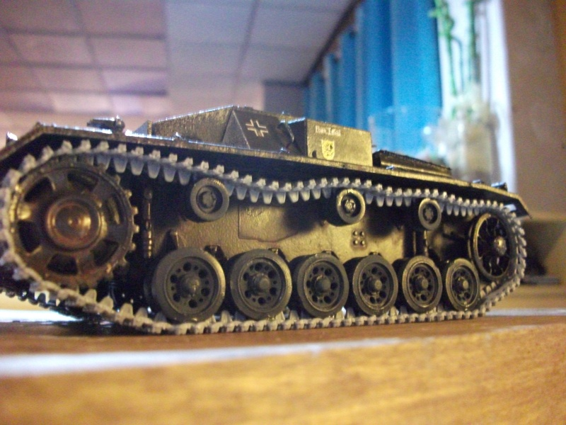 STUG - stug III ausf.C/D, sd.kfz.142 dragon 1/35  01915