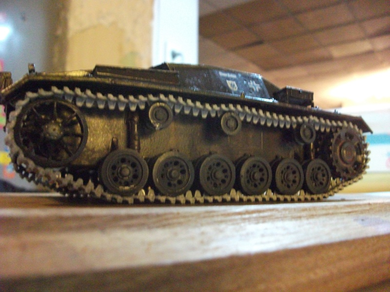 STUG - stug III ausf.C/D, sd.kfz.142 dragon 1/35  02212