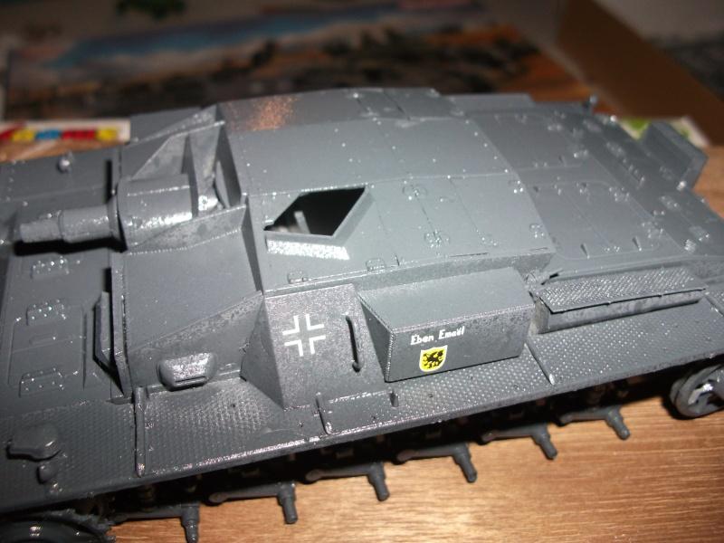 STUG - stug III ausf.C/D, sd.kfz.142 dragon 1/35  06710