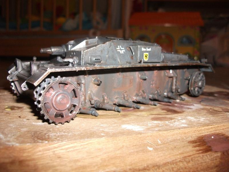 STUG - stug III ausf.C/D, sd.kfz.142 dragon 1/35  07810