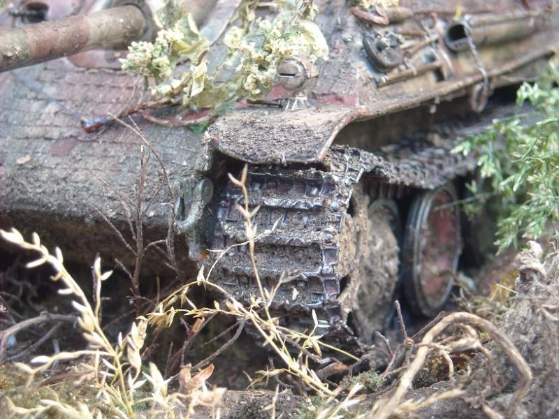 jagdpanther - Jagdpanther 1/35 dragon  Dscn1415