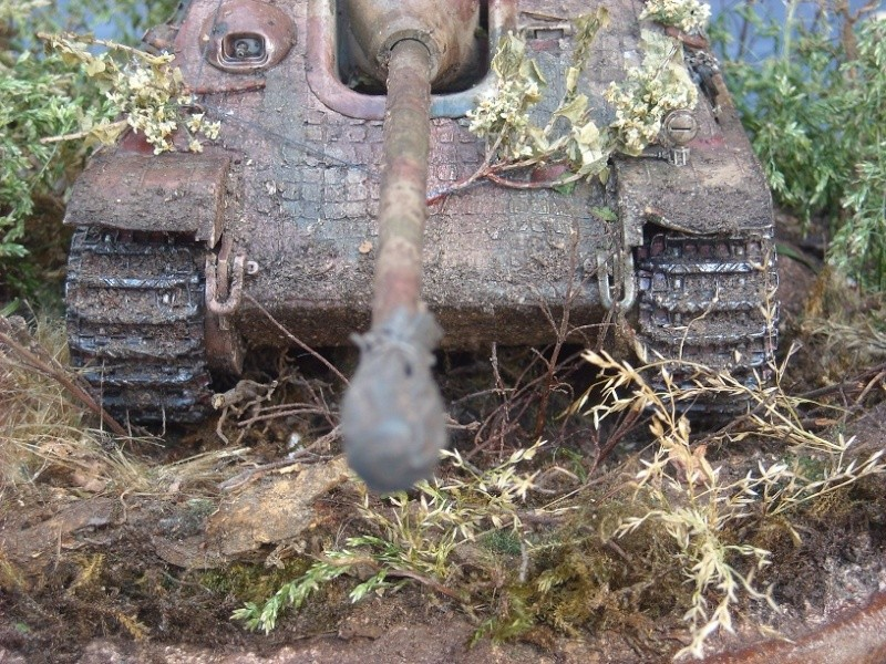 jagdpanther - Jagdpanther 1/35 dragon  Dscn1416
