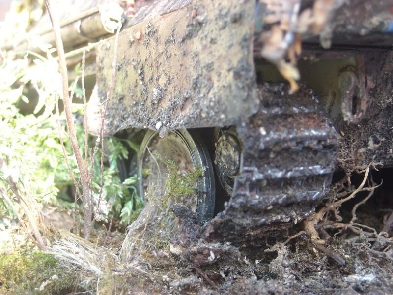 jagdpanther - Jagdpanther 1/35 dragon  Dscn1422