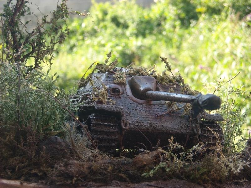 jagdpanther - Jagdpanther 1/35 dragon  Dscn1427