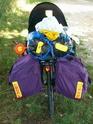 Réalisation de protège-sacoches pour cyclocamping rando randonnée 100_0110