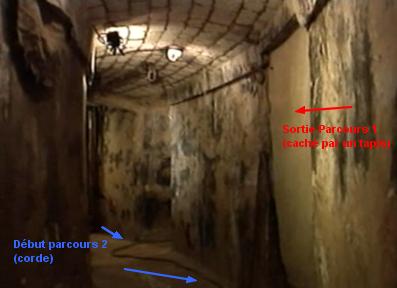 Réalisation du plan des souterrains de Fort Boyard (version 2010) - Page 2 1priso10