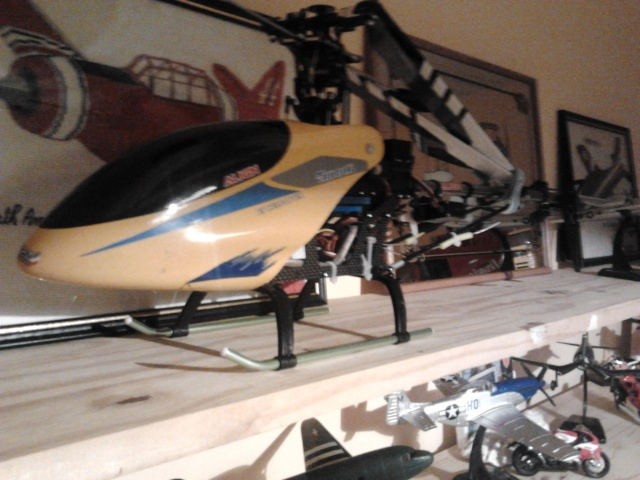 Trex 450 align 2012-110