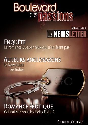Newsletter n°6 - Octobre 2012 Couver11