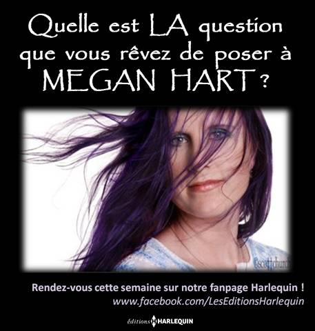 Interview exclusive de Megan Hart par Harlequin, envie d'y participer ? Image010