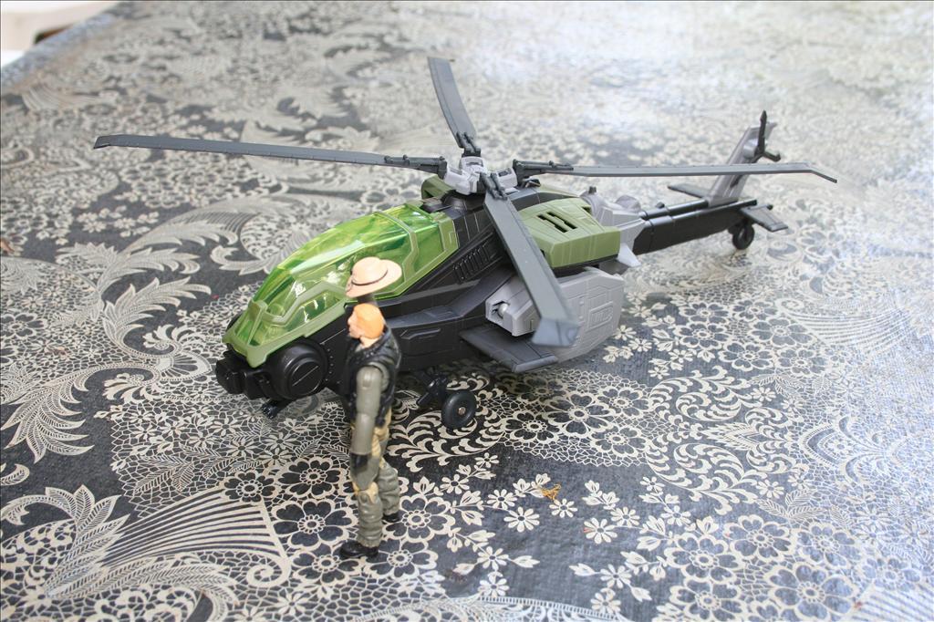Dragon Hawk XH1 Convention Img_9122