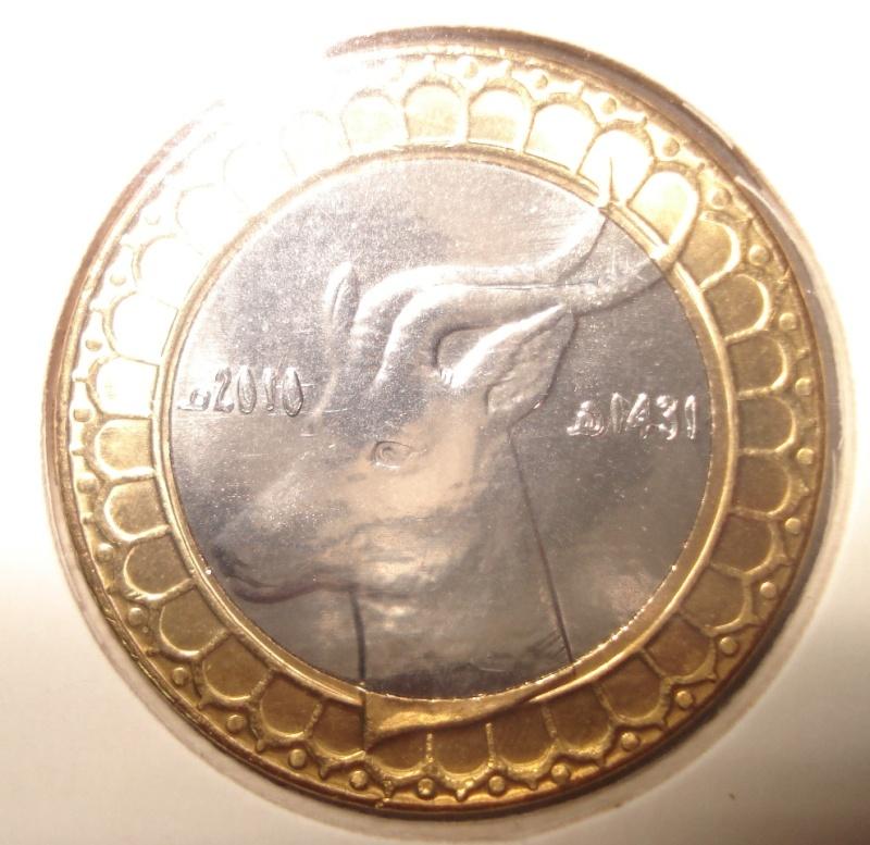 Série Algérie à travers l'histoire -Pièces de monnaie- Dsc00611