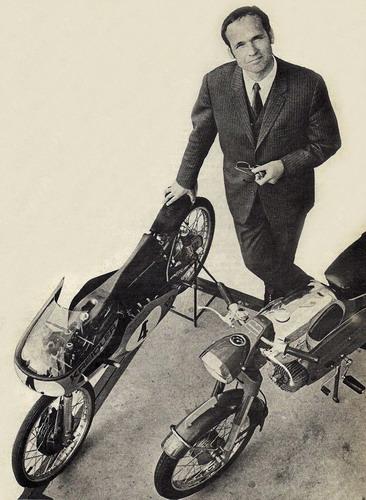 Henk van Veen: Een groot man achter kleine machines Motor_12