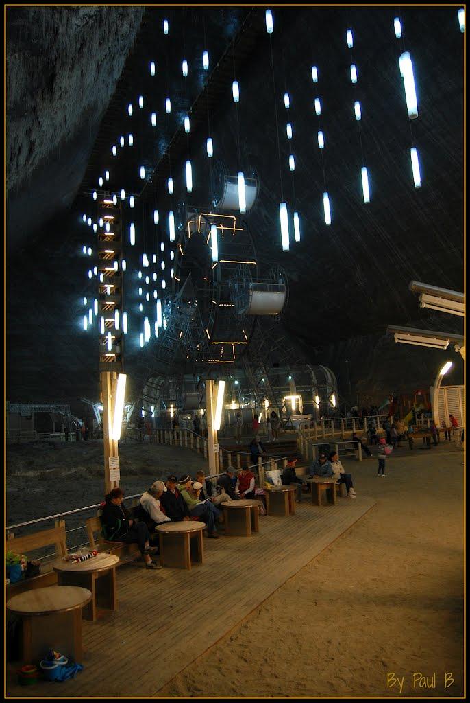 [Roumanie] - Les salines roumaines : Turda  77344010