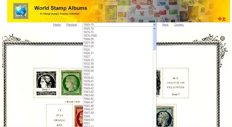 Philatélie : Les timbres du Monde Entier Captu165